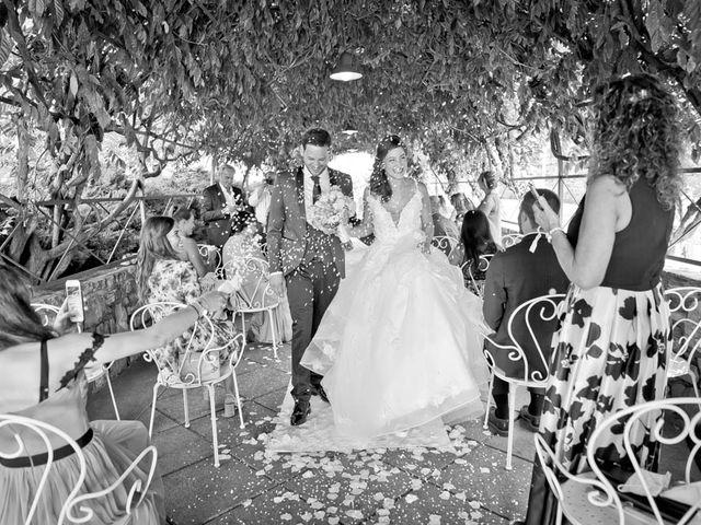 Il matrimonio di Gabriele e Francesca a Rovato, Brescia 208
