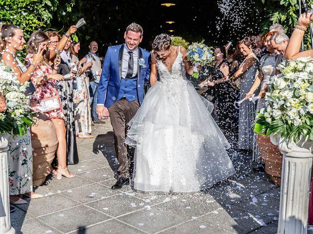 Il matrimonio di Gabriele e Francesca a Rovato, Brescia 213