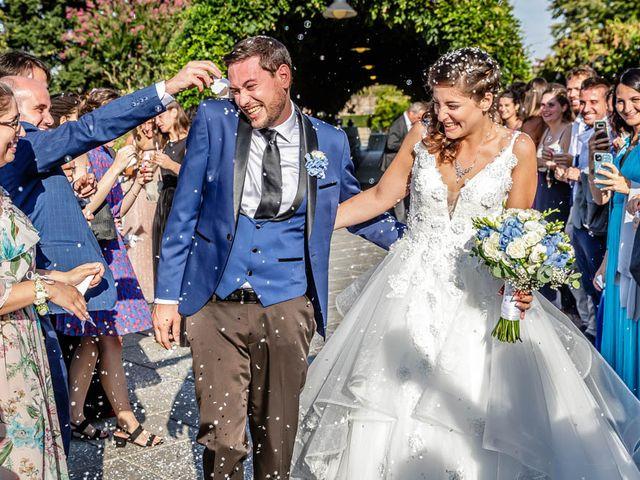 Il matrimonio di Gabriele e Francesca a Rovato, Brescia 214
