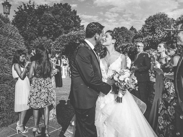 Il matrimonio di Gabriele e Francesca a Rovato, Brescia 215