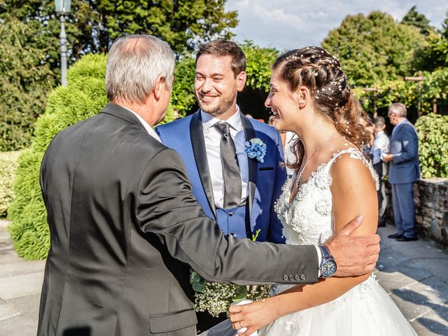 Il matrimonio di Gabriele e Francesca a Rovato, Brescia 216