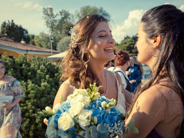 Il matrimonio di Gabriele e Francesca a Rovato, Brescia 218
