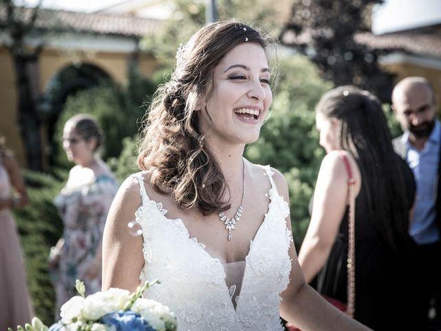 Il matrimonio di Gabriele e Francesca a Rovato, Brescia 221