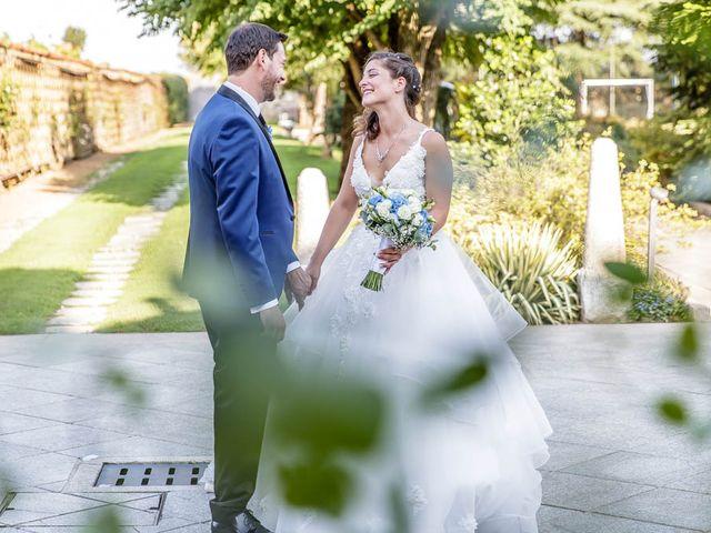 Il matrimonio di Gabriele e Francesca a Rovato, Brescia 222