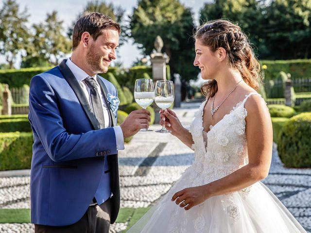 Il matrimonio di Gabriele e Francesca a Rovato, Brescia 224