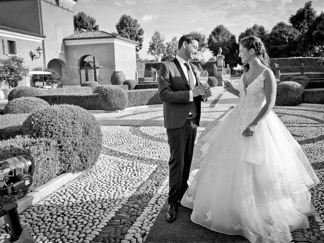Il matrimonio di Gabriele e Francesca a Rovato, Brescia 227