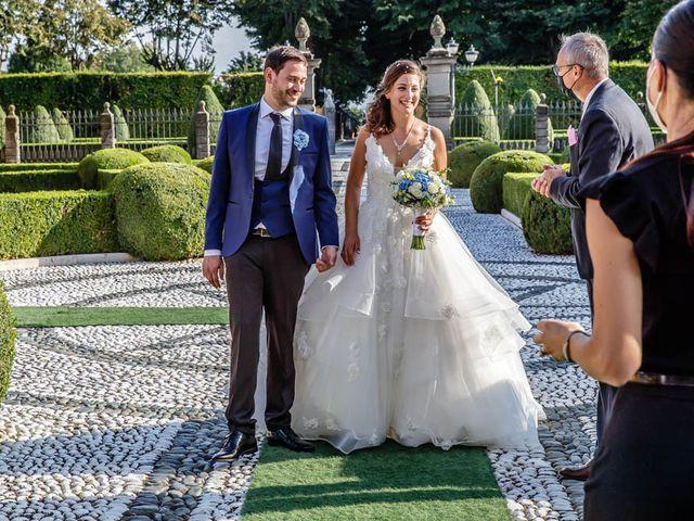 Il matrimonio di Gabriele e Francesca a Rovato, Brescia 229
