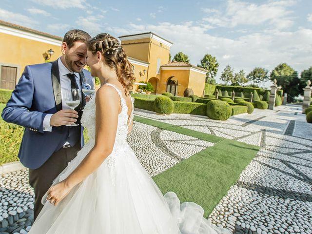 Il matrimonio di Gabriele e Francesca a Rovato, Brescia 232