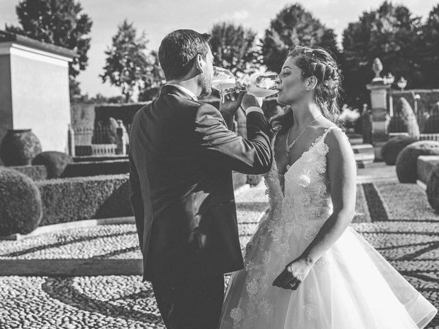 Il matrimonio di Gabriele e Francesca a Rovato, Brescia 234