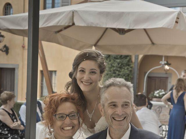 Il matrimonio di Gabriele e Francesca a Rovato, Brescia 240