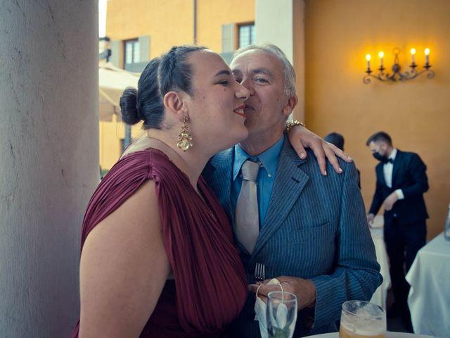 Il matrimonio di Gabriele e Francesca a Rovato, Brescia 242