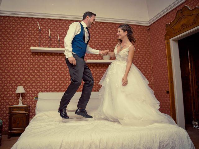 Il matrimonio di Gabriele e Francesca a Rovato, Brescia 252