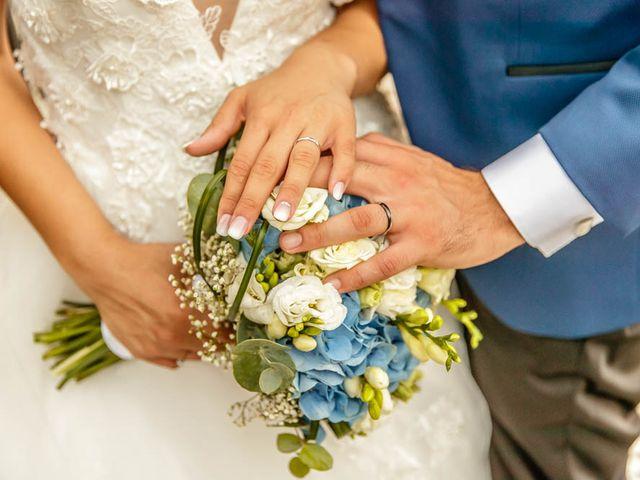Il matrimonio di Gabriele e Francesca a Rovato, Brescia 255