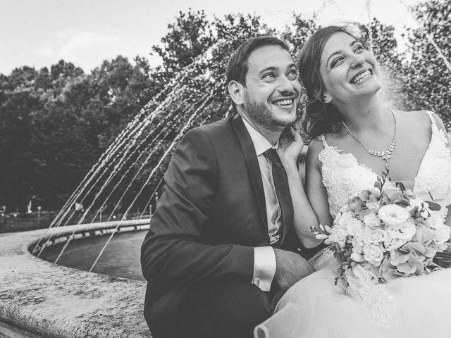 Il matrimonio di Gabriele e Francesca a Rovato, Brescia 256