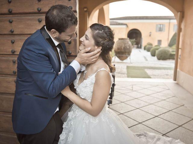 Il matrimonio di Gabriele e Francesca a Rovato, Brescia 258