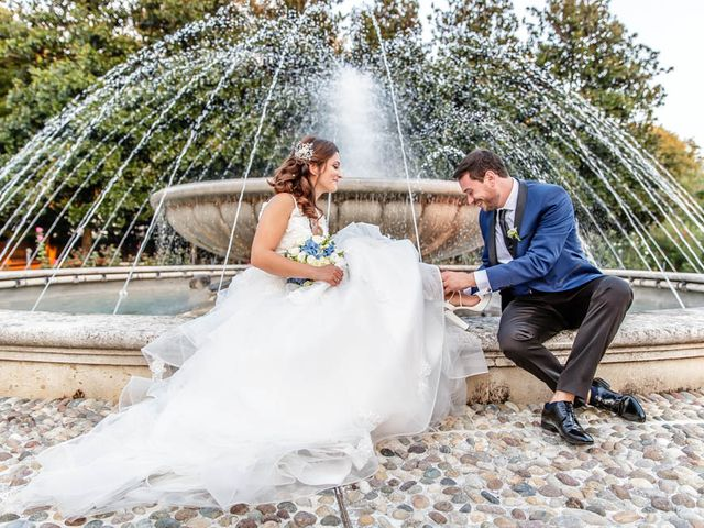 Il matrimonio di Gabriele e Francesca a Rovato, Brescia 259