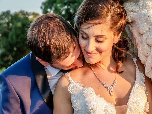 Il matrimonio di Gabriele e Francesca a Rovato, Brescia 260