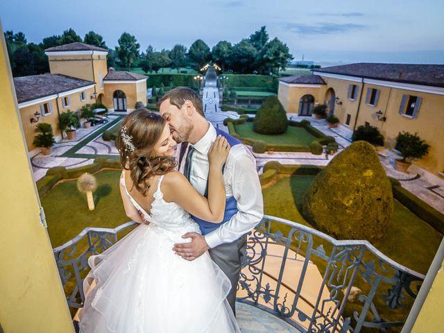 Il matrimonio di Gabriele e Francesca a Rovato, Brescia 263
