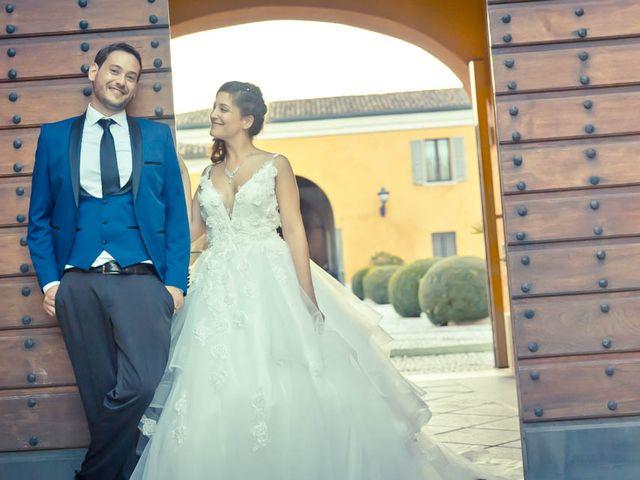 Il matrimonio di Gabriele e Francesca a Rovato, Brescia 267