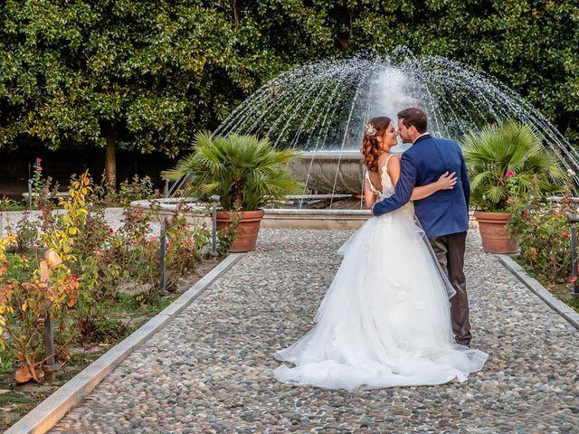 Il matrimonio di Gabriele e Francesca a Rovato, Brescia 272