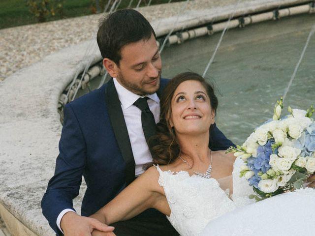 Il matrimonio di Gabriele e Francesca a Rovato, Brescia 278