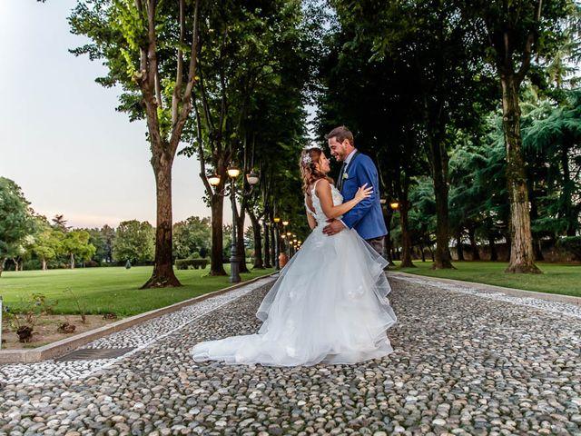 Il matrimonio di Gabriele e Francesca a Rovato, Brescia 279