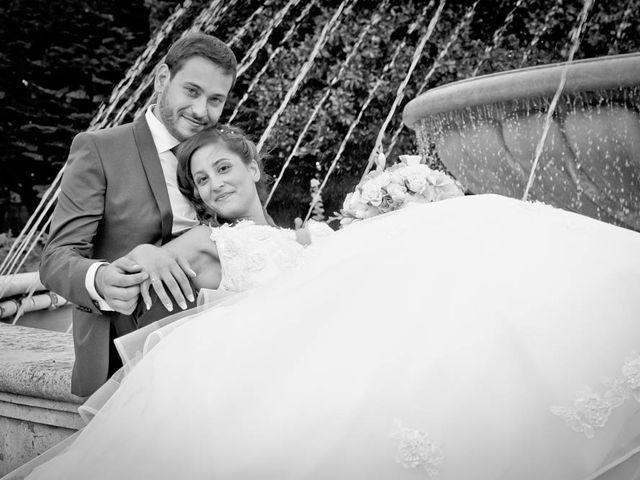 Il matrimonio di Gabriele e Francesca a Rovato, Brescia 284
