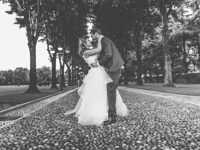 Il matrimonio di Gabriele e Francesca a Rovato, Brescia 285