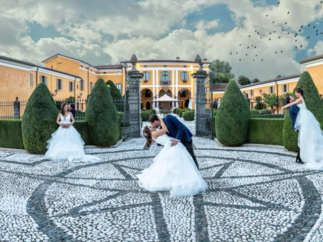 Il matrimonio di Gabriele e Francesca a Rovato, Brescia 286