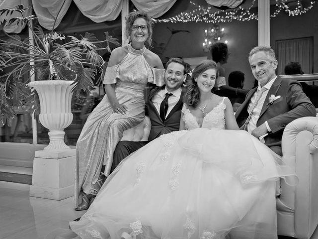 Il matrimonio di Gabriele e Francesca a Rovato, Brescia 293