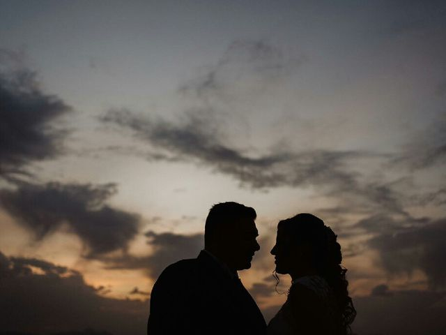 Le nozze di Mari e Alessio