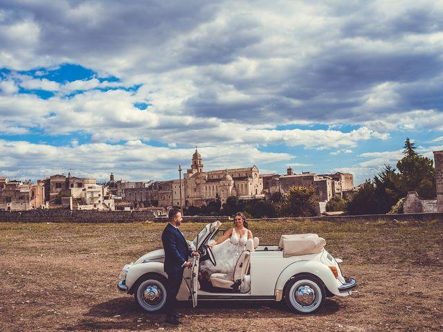 Il matrimonio di Grazia e Leo a Gravina in Puglia, Bari 3
