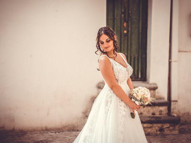 Il matrimonio di Grazia e Leo a Gravina in Puglia, Bari 4