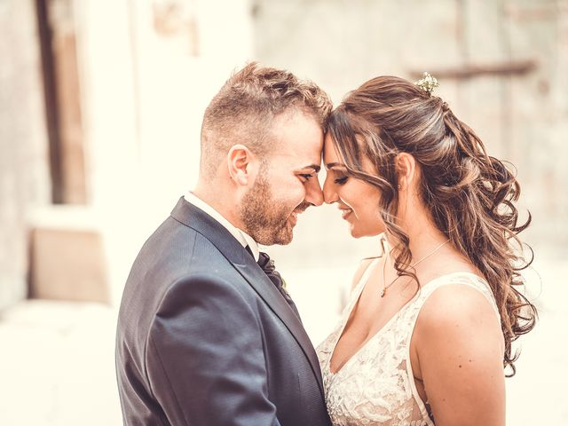 Il matrimonio di Grazia e Leo a Gravina in Puglia, Bari 5