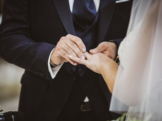 Il matrimonio di Grazia e Leo a Gravina in Puglia, Bari 19