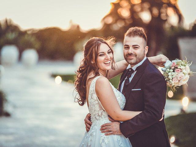 Il matrimonio di Grazia e Leo a Gravina in Puglia, Bari 21