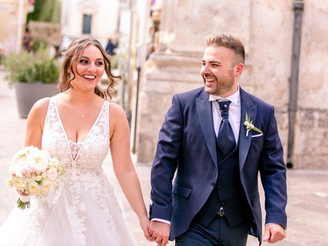 Il matrimonio di Grazia e Leo a Gravina in Puglia, Bari 23