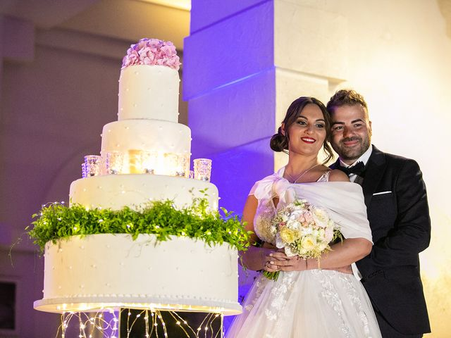 Il matrimonio di Grazia e Leo a Gravina in Puglia, Bari 27