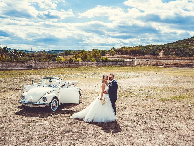 Il matrimonio di Grazia e Leo a Gravina in Puglia, Bari 36