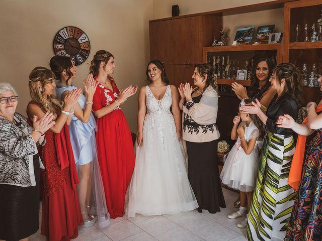 Il matrimonio di Grazia e Leo a Gravina in Puglia, Bari 37