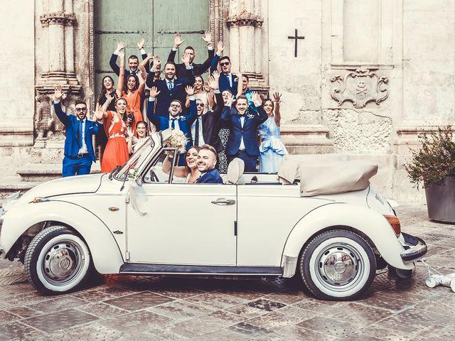 Il matrimonio di Grazia e Leo a Gravina in Puglia, Bari 38