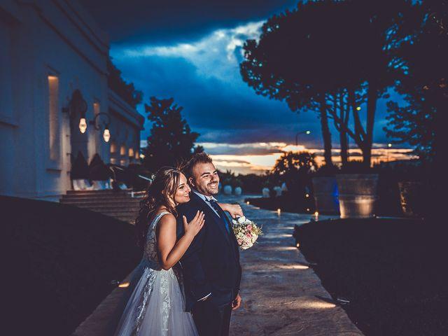 Il matrimonio di Grazia e Leo a Gravina in Puglia, Bari 42