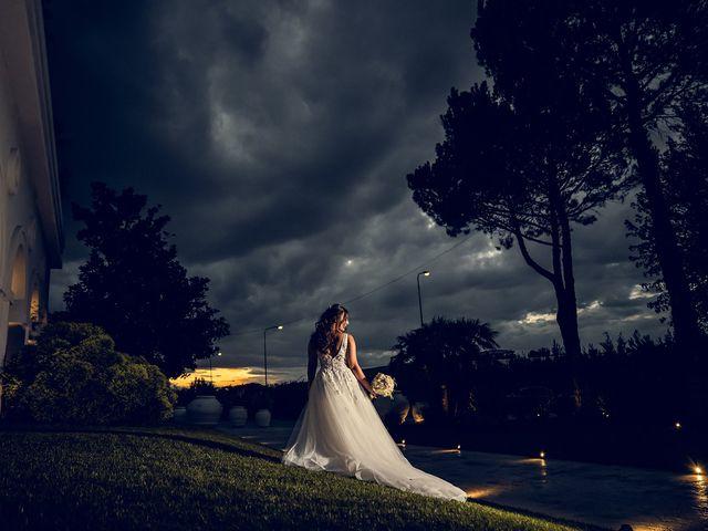 Il matrimonio di Grazia e Leo a Gravina in Puglia, Bari 44