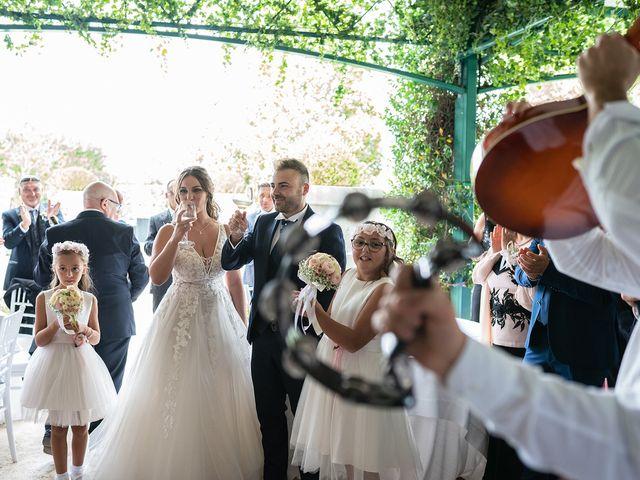 Il matrimonio di Grazia e Leo a Gravina in Puglia, Bari 47