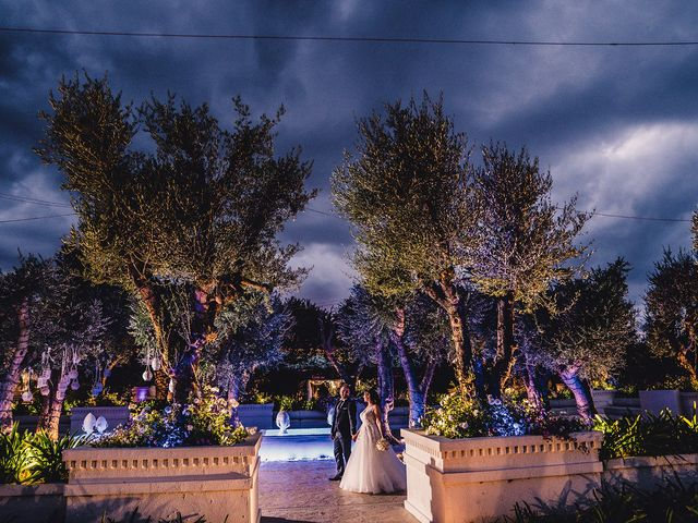 Il matrimonio di Grazia e Leo a Gravina in Puglia, Bari 51
