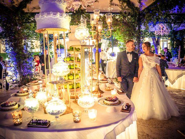 Il matrimonio di Grazia e Leo a Gravina in Puglia, Bari 57