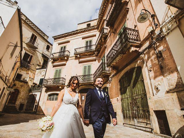 Il matrimonio di Grazia e Leo a Gravina in Puglia, Bari 65