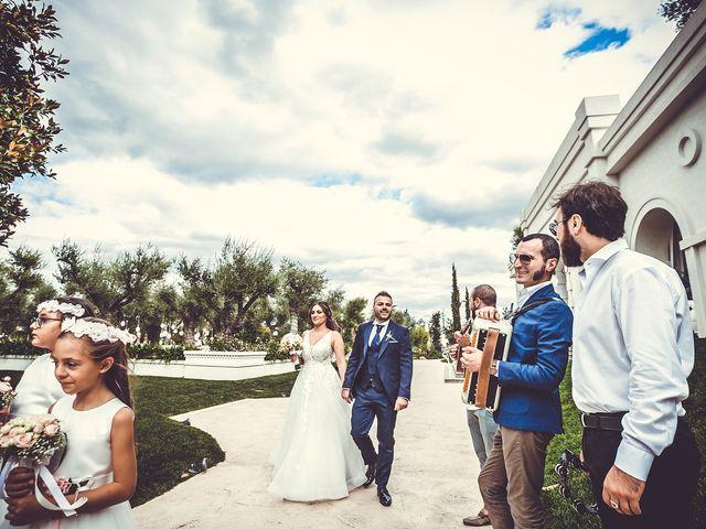 Il matrimonio di Grazia e Leo a Gravina in Puglia, Bari 67