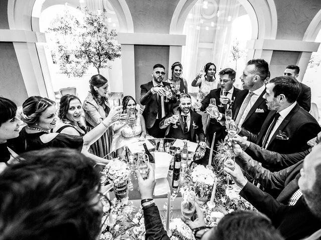 Il matrimonio di Grazia e Leo a Gravina in Puglia, Bari 70