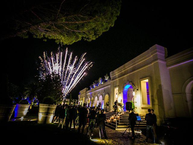 Il matrimonio di Grazia e Leo a Gravina in Puglia, Bari 74